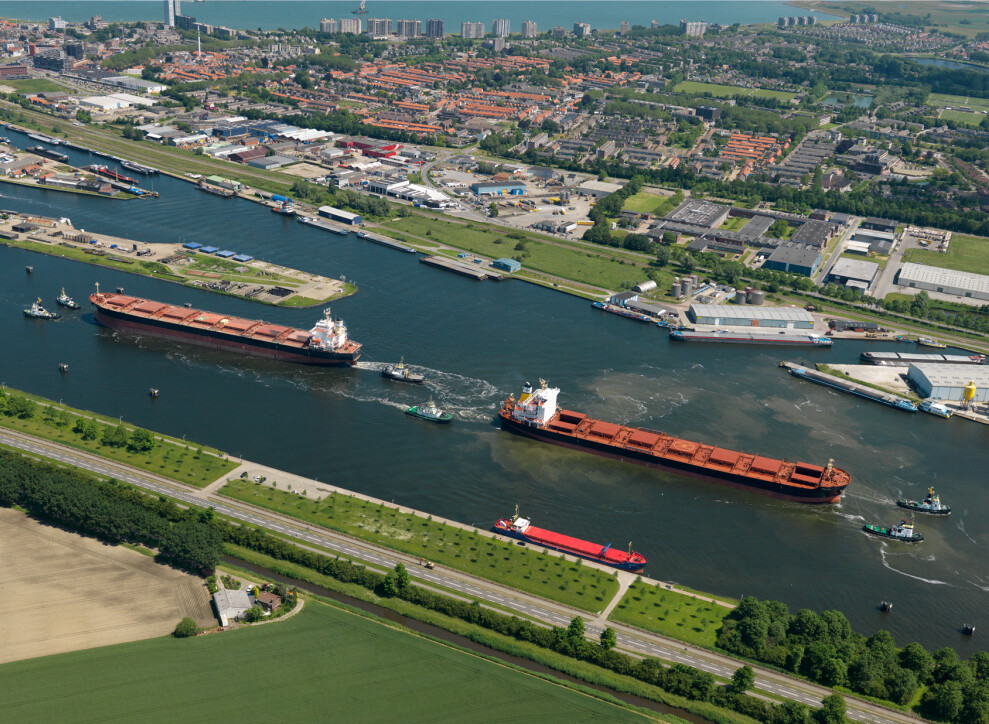 Harbour & Terminal Towage